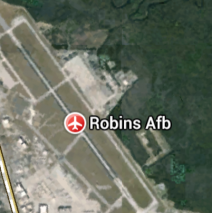 Robins Air Force Base